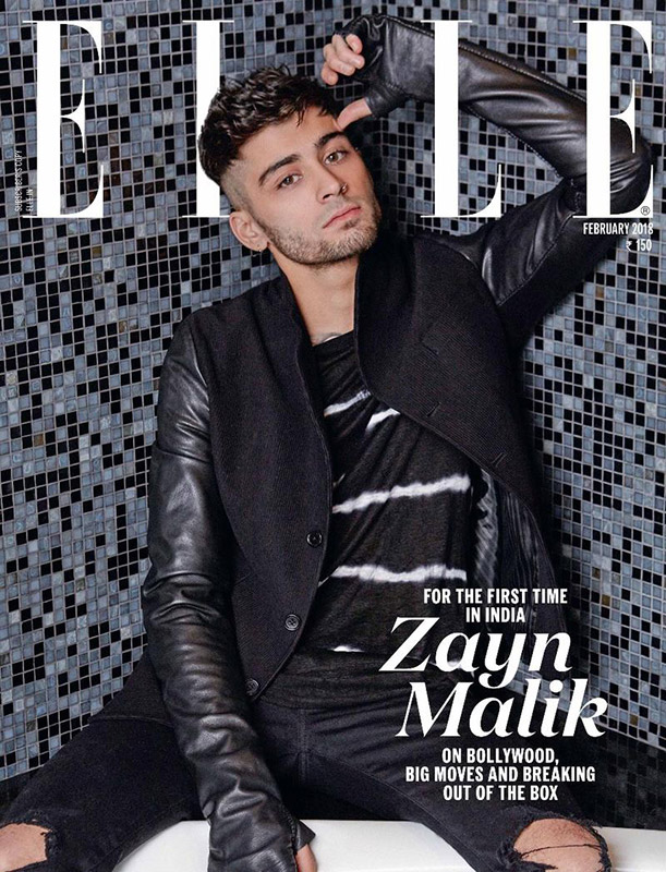 ELLE INDIA - Larry King Hair