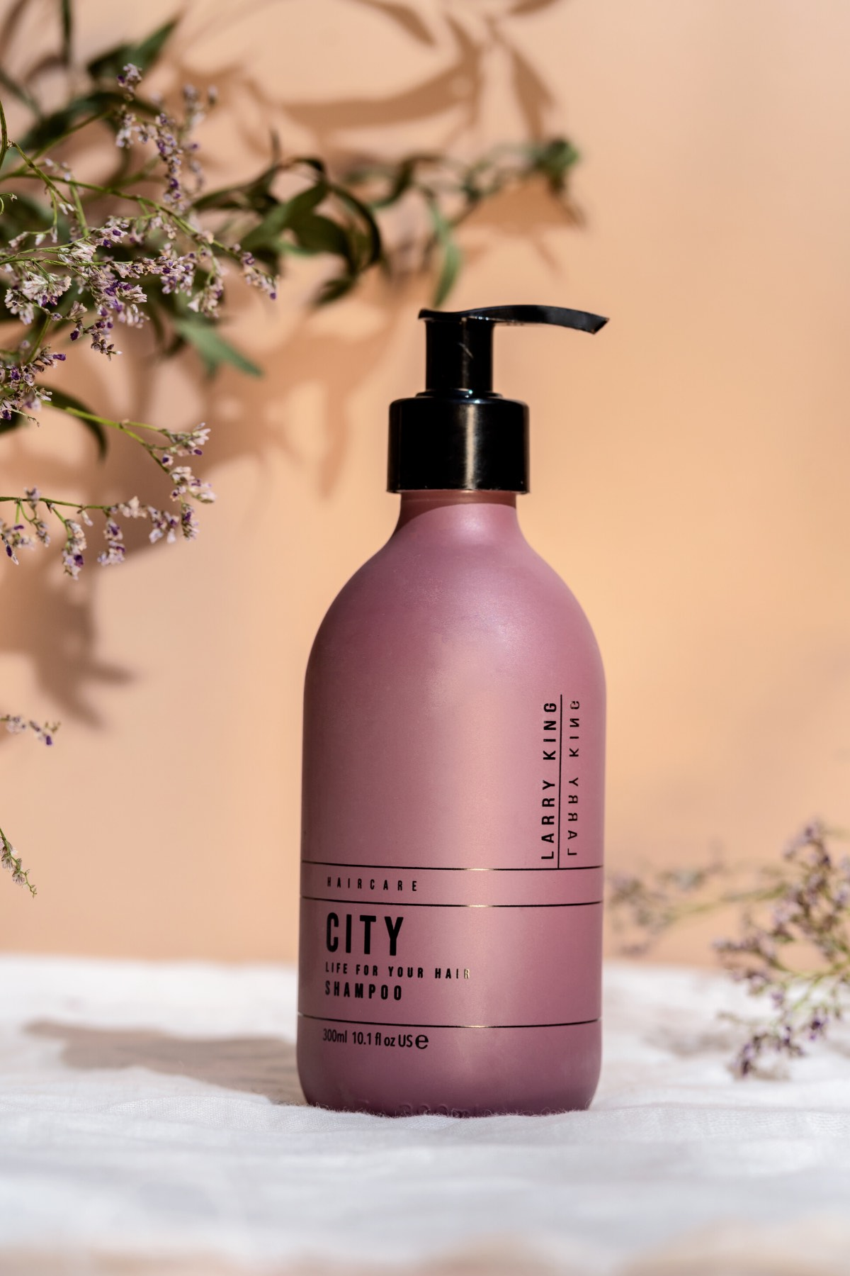 City Life Shampoo 300ml